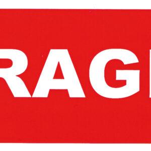 APLI Etiquetas Fragil Rollo 200 ud 50X100 Autoadhesivas 296