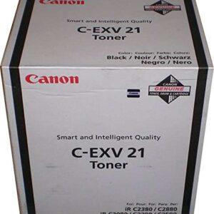 CANON Toner Láser CEXV21 Negro  0452B002