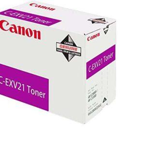 CANON Toner Láser CEXV21  Magenta  0454B002