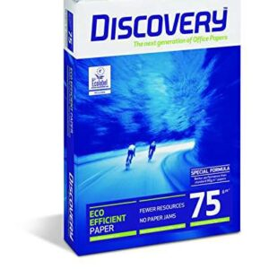 DISCOVERY Papel multifuncion Discovery 500h 75 g. A4 0567SW
