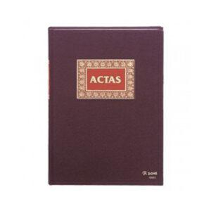 LIBRO DE ACTAS Fº DOHE 09905