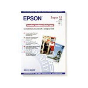 EPSON Papel fotografico S041328 Paquete 20 hojas A3 250 G Semi brillo C13S041328