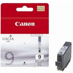 CANON Cartuchos inyeccion PGI-9G Gris 1042B001