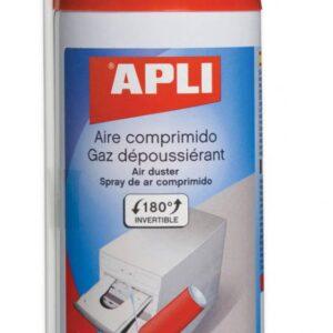 AIRE COMPRIMIDO INVERTIBLE 200ML 11299