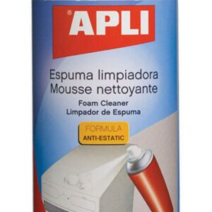 ESPUMA LIMPIADORA        400ML 11300