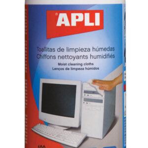 TOALLITA LIMPIEZA GENERAL 100U 11301