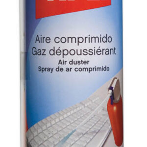 AIRE COMPRIMIDO INFLAMABLE 400ML 11307