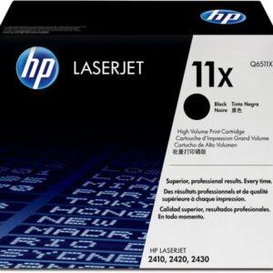 HEWLETT PACKARD Toner Laser 11X Negro  Q6511X