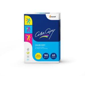 COLOR COPY Papel impresión Laser Color Color Copy 250h 160 g. A3 CCA3160