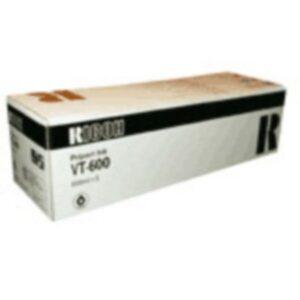 RICOH Cartuchos Inyeccion VT-600 Negro Pack 5 0 817101