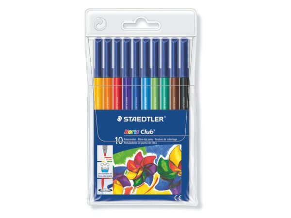 STAEDTLER Rotuladores Bote 10 Ud 326 WP10