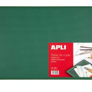 TABLA DE CORTE 450X300X2MM PVC (A3) 13565