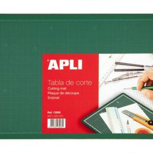 TABLA DE CORTE 300X220X2MM PVC (A4) 13566
