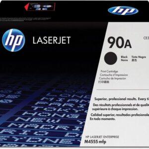 HEWLETT PACKARD Toner Laser 90A Negro 10.000 pg  CE390A