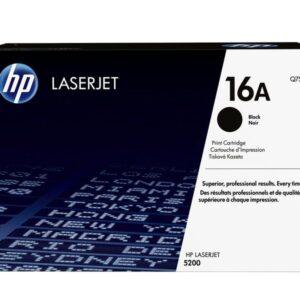 HEWLETT PACKARD Toner Laser 16A Negro 12.000pg  Q7516A