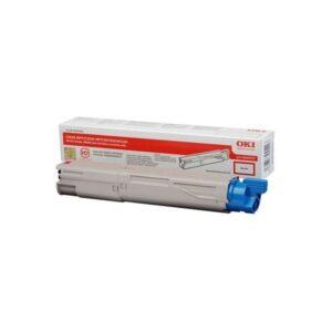 OKI Toner Laser  Magenta  43459370