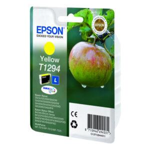 EPSON Cartuchos Inyeccion T1294 Amarillo C13T12944012