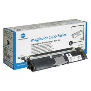 KONICA MINOLTA Toner Laser  Negro Comp. Magicolor 2400/2500 4.500pg  A00W432