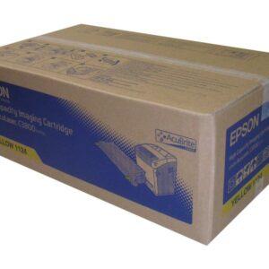 EPSON Toner Laser 1124 Amarillo C13S051124