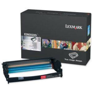 LEXMARK Fotoconductores  Laser 30000 paginas  E260X22G
