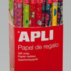 ROLLO PAPEL DE REGALO 2×0,70 m INFANTIL 14002