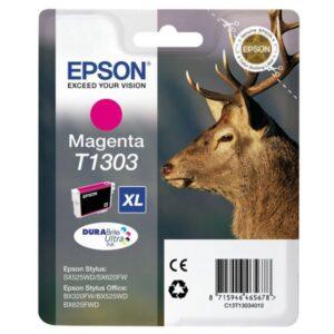 EPSON Cartuchos Inyeccion T1303 Magenta C13T13034012