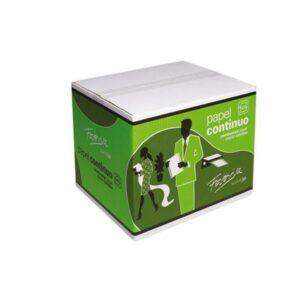 FABRISA C.1000 FORMATOS PAPEL Autocopiativo 3 Hojas 240X11» Blanco 16190
