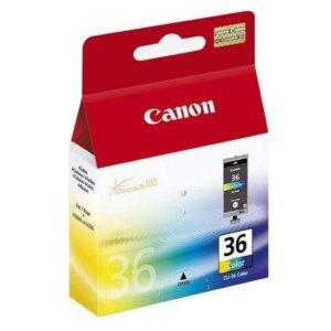 CANON Cartuchos Inyeccion CLI-36CL Tricolor  1511B001