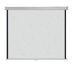 BI-OFFICE Pantalla de proyeccion 152×152 cm 9D006030