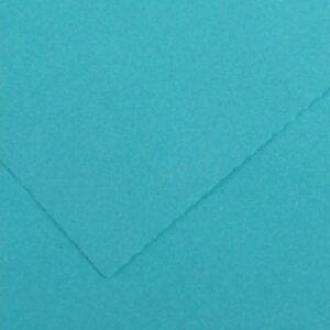 GUARRO CANSON Cartulina IRIS 50 Hojas A4 Azul turquesa 185 gr