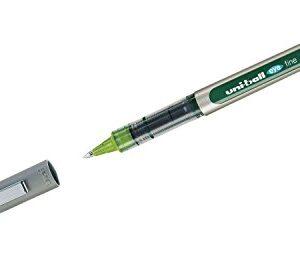 UNI-BALL Roller UB-157 verde claro Trazo 0,5 mm Tinta liquida 162495000