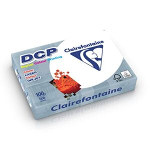 CLAIREFONTAINE Papel impresión Laser Color 500h 100 g. A4 1821C