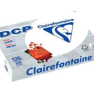 CLAIREFONTAINE Papel impresión color 250h 120 g. A4 1844C
