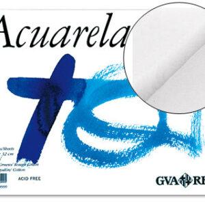 GUARRO CANSON Bloc dibujo acuarela din a3+ encolado 32.5×46 cm 20 h de 240 gramos.