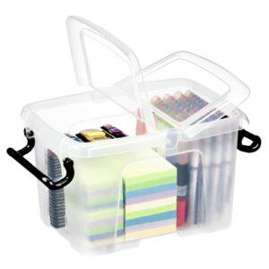 CEP Caja almacenamiento 224X305X182 6L Transparente 2006700110
