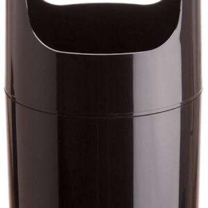ARCHIVO 2000 Paragüero  Plastico 64×25 cm Negro 2100NE