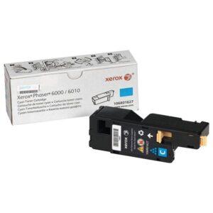 TEKTRONIX Toner Laser  Cyan Para  Phaser 6000/6010 1.000pg  106R01627