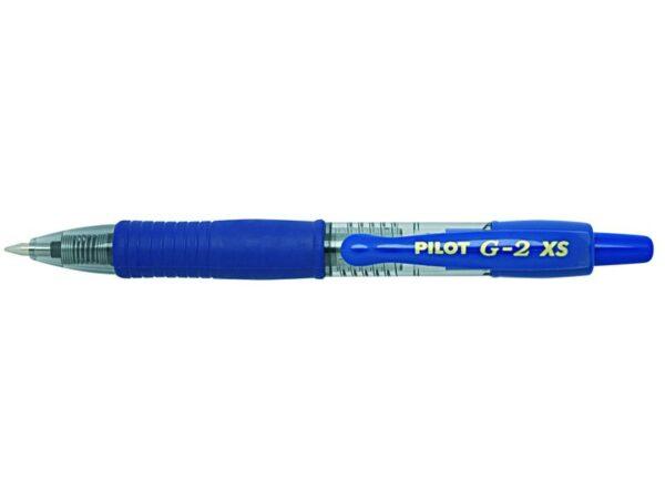 PILOT Roller G-2 Pixie mini Azul Trazo 0,4 mm Tinta gel BL-G2-XS-7-L