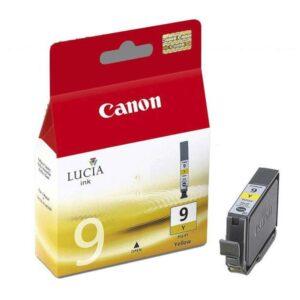 CANON Cartuchos inyeccion  PGI-9Y  Amarillo 1037B001