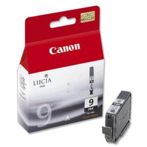 CANON Cartuchos inyeccion PGI-9PBK Negro 1034B001