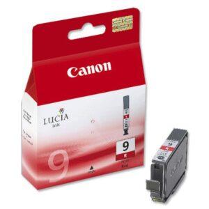 CANON Cartuchos inyeccion  PGI-9R Rojo 1040B001