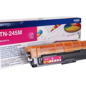 BROTHER Toner laser  TN-245M Magenta Para HL3140/3150/3170 2200 paginas TN-245M