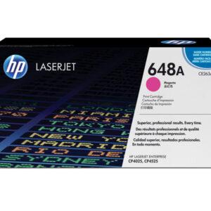HEWLETT PACKARD Toner Laser 648A Magenta  CE263A
