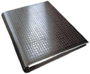 DURABLE Tarjetero Visifix Centium 315×255 Para 400 tarjetas 12 separadores 175759