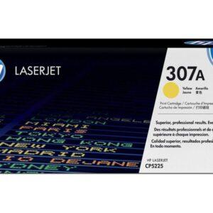 HEWLETT PACKARD Toner Laser 307A Amarillo  CE742A