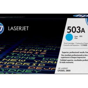 HEWLETT PACKARD Toner Laser 503A Cyan  Q7581A