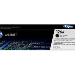 HEWLETT PACKARD Toner Laser 126A Negro 1.200pg