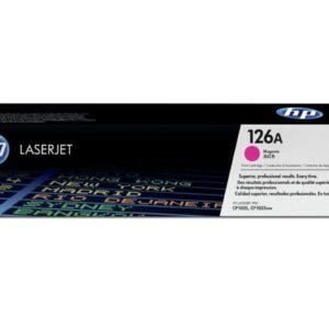 HEWLETT PACKARD Toner Laser 126A Magenta  CE313A