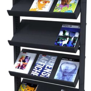 PAPERFLOW Expositor movil Easydisplay Xl 167,5×85,5×38,5 cm