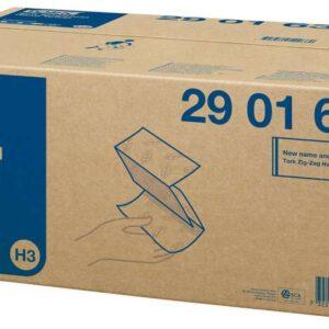 TORK Recambio toallas 230 x 250 mm 250 servicios 2 capas Para H3 System